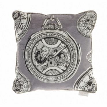 Penduli Square Cushion - Clocks
