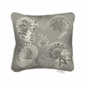 Relic Square Cushion - Fossils