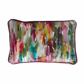 Azim Lotus Rectangular Cushion