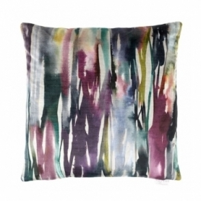 Morrol Indigo Square Cushion 55cm