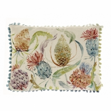 Meadwell Pomegranate Rectangular Cushion - Small