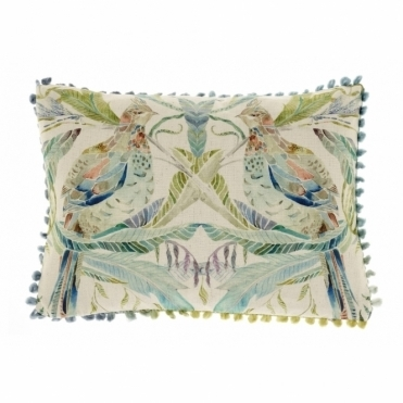 Silverton Birds Rectangular Cushion - Small