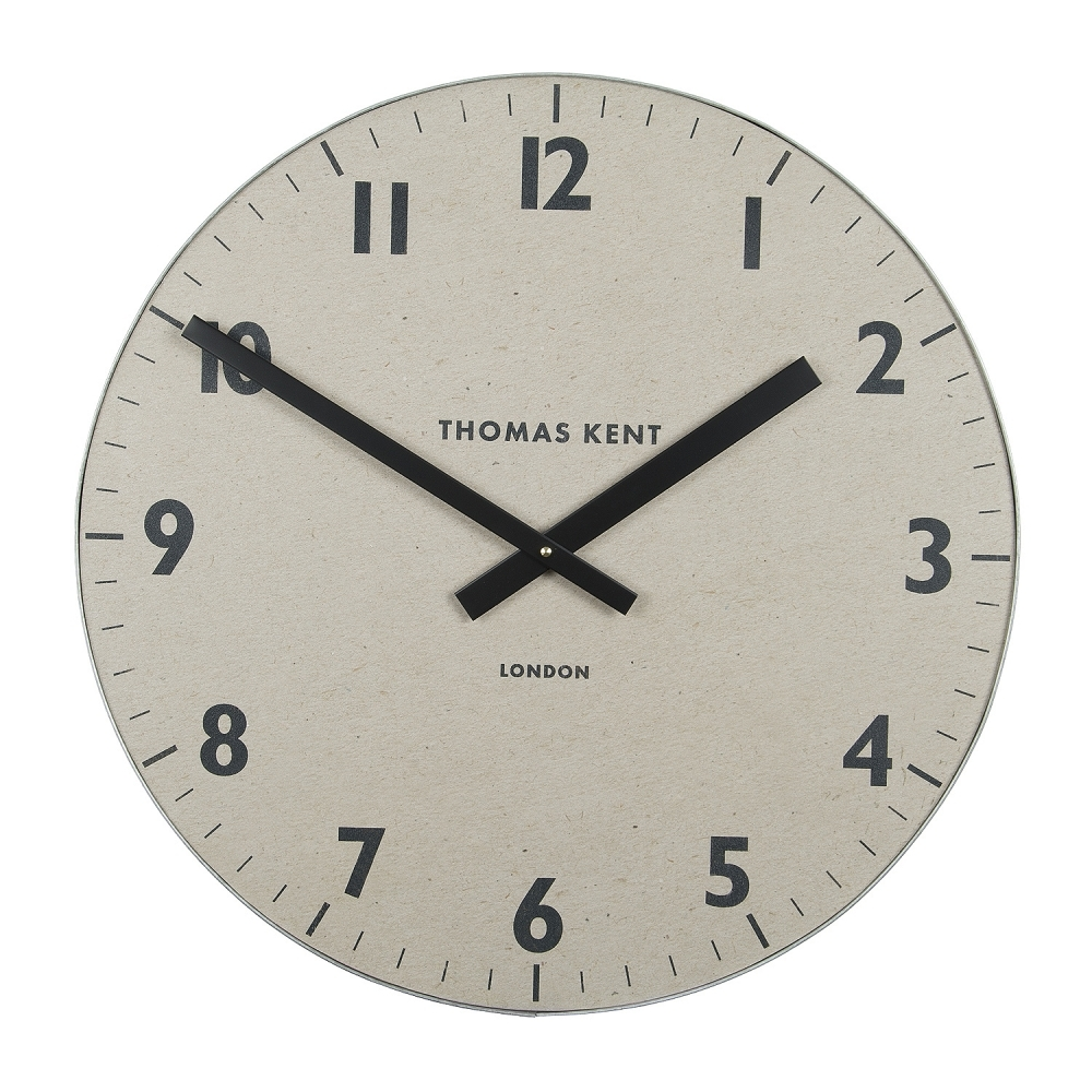 Thomas Kent Clocks Sandstone Wharf 22 Wall Clock Large