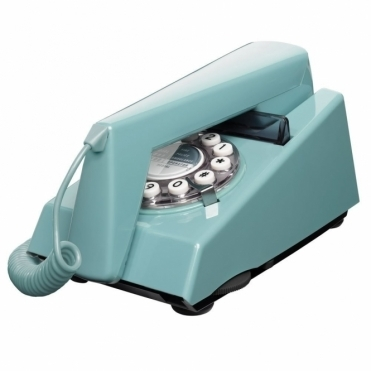 Trim Phone French Blue Retro Telephone