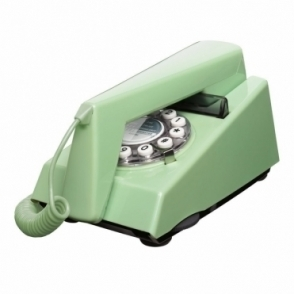 Trim Phone Swedish Green Retro Telephone