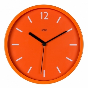 Goldfish Orange Wall Clock