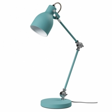 Task Lamp French Blue Table Desk Light