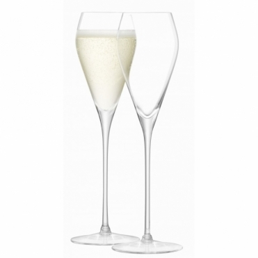 Wine Prosecco Glasses - Set of 2